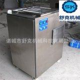 大型冻肉绞肉机 香肠肉丸设备 食品专用绞肉机不锈钢材质