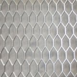 鋼板菱形網 菱形鋼板網 鋼板裝飾網