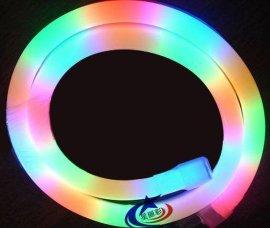 LED柔性灯带-四线七彩(红绿黄)