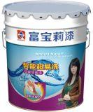 中国十大环保涂料 健康漆品牌加盟油菜花漆智能超易洗低碳墙面漆
