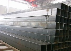 无锡Q345B无缝方管 镀锌方管/角钢/矩管/槽钢