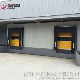 国内标准化厂房工业门电动提升门