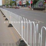 人行道京式防護欄防撞設施市政護欄