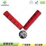 江蘇泛亞和鴻廠家直銷環保橡膠防護套NBR發泡海綿管