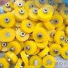 生产供应 口罩机拉线轮 口罩机包胶轮定制