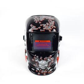 中國變光電焊面罩焊工焊割電焊面罩