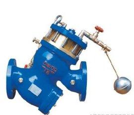 YQ98003型过滤活塞式遥控浮球阀