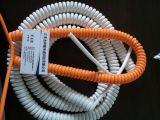 8芯1.5平方灯塔型螺旋电缆专业化制造商