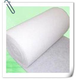 供应莞郦特高效空气过滤棉布面双层复合过滤材料顶棚天井棉布立胶