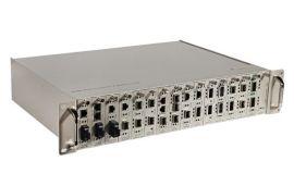 网管光纤收发器机架