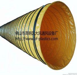 厂家供应大风牌DFG系列隧矿专用导风筒