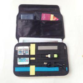 新款多功能数码收纳包 ipad收纳包 化妆品收纳 加印logo