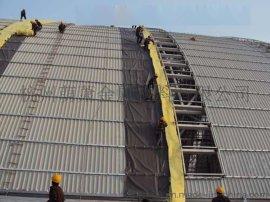 杭州萌萧   湛江铝镁锰直立锁边屋面板