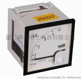 原装进口CEWE交流指针电流表IQ72一级代理