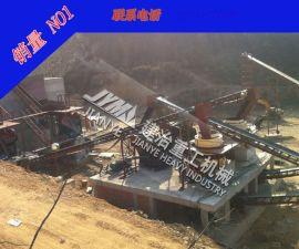 时产1000吨的石料生产线 大型碎石生产线项目 整套破碎