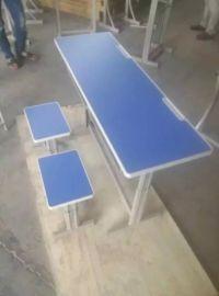 南阳固定课桌, 南阳单人学生固定课桌椅, 双人固定课桌凳