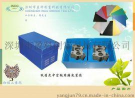 供应深圳**塑料PP中空板  中空板周转箱 防静电周转箱  导电周转箱