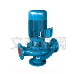 厂家直销50GW20-40-7.5型无堵塞管道式排污泵