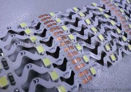 蛇形柔性线路板 S形柔性线路板 FPC柔性板 线路板打样