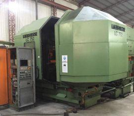 供应二手利勃海尔数控滚齿机LC752E,齿轮加工机床,滚齿机