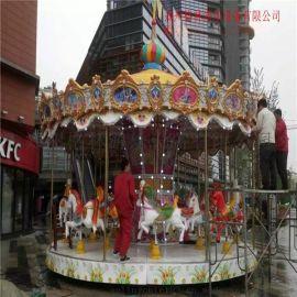 供应大型公园游艺机械游乐设备游乐设施游乐玩具豪华转马旋转木马