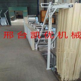 挂面机 压面机 全自动爬杆多功能大型中型面条机