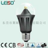 球泡燈_LED球泡燈LEISO_ 8W/E26/E27/B22/正白光_萊碩可調光球泡燈