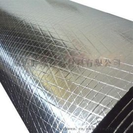 鹤山区防火铝箔贴面橡塑海绵保温板