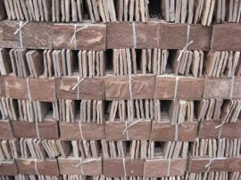 供应河北邢台金磊石材厂红砂岩蘑菇石 红砂岩大板  红砂岩文化石