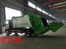 江淮国五6方压缩垃圾车