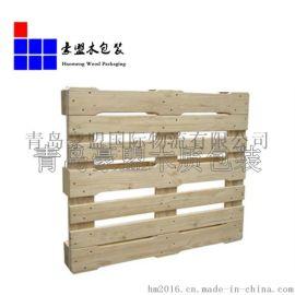 欧标托盘生产厂家定制物流运输木托盘 青岛厂家直销规格可定做