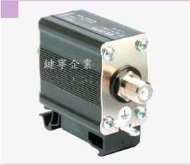 捷克Saltek 2+3级 同轴视频防雷器 VL-B75 F/F 总代/保证原装真品