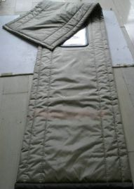 沈陽昊弛優質牛津布棉門簾生產安裝廠家