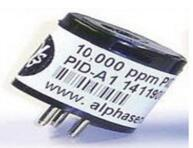 PID光离子气体传感器PID-A1(大量程)Alphasense