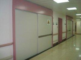 电动X射线防护门高纯度铅板、钢框架