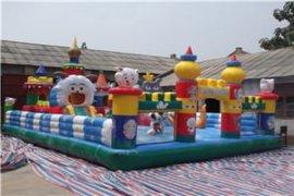 昆明暑假儿童充气城堡