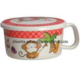 美耐皿儿童附耳杯(BG621S)