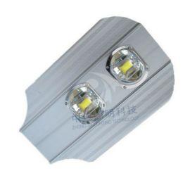 厂家直销led摸组路灯外壳套件 50W100W庭院灯壳户外led集成路灯头