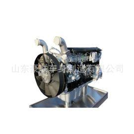 二汽东风发动机 东风多利卡 中国重汽MC11.36-50 国五 发动机 图