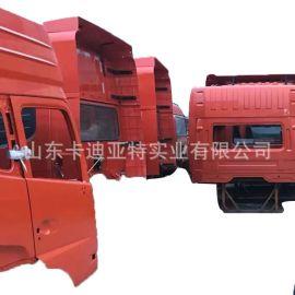 前悬置左上支架总成5001059-C0302_东风天龙驾驶室配件