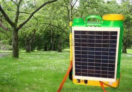 太阳能锂电池电动喷雾器16升不用充电的喷雾器