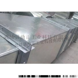 镀锌钢板风管 通风管道 共板法兰风管 厂家加工制作OEM代加工