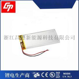 3.7v聚合物 电池403078 1000mAh行车记录仪,医疗器械 电池