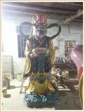 z鑄銅四海龍王像定做,正圓銅雕神像四海龍王生產廠家