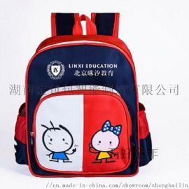 定包包 定制幼儿园书包,中小学生书包,学生双肩包