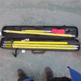 厂家供应智能全自动电缆附挂机锂电池式电缆扎线机
