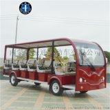 內蒙古鴻暢達電動觀光車,電動景區看房觀光車圖片