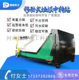 用高強度結構鋼做成的移動式垃圾站壓縮機廠家報價
