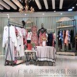 深圳一线品牌女装诱货Uhot19夏女装品牌折扣货源