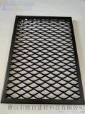 鋁網板天花 六角孔形拉伸網板吊頂定製廠家